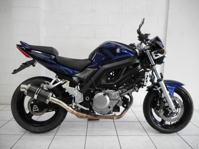 2008 SUZUKI SV650S