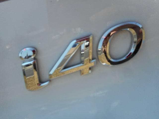 2013 HYUNDAI I40