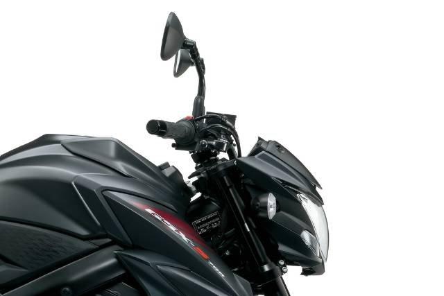 2017 SUZUKI GSX-S750 ROAD BLACK
