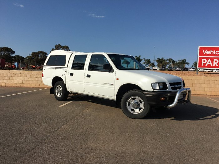 1998 HOLDEN RODEO
