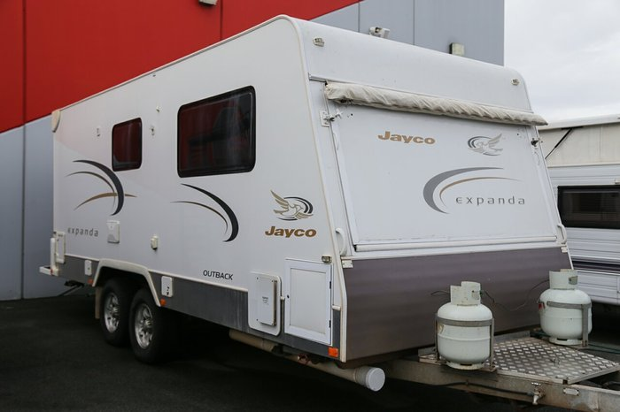 2008 Jayco Expanda Bunk Bed