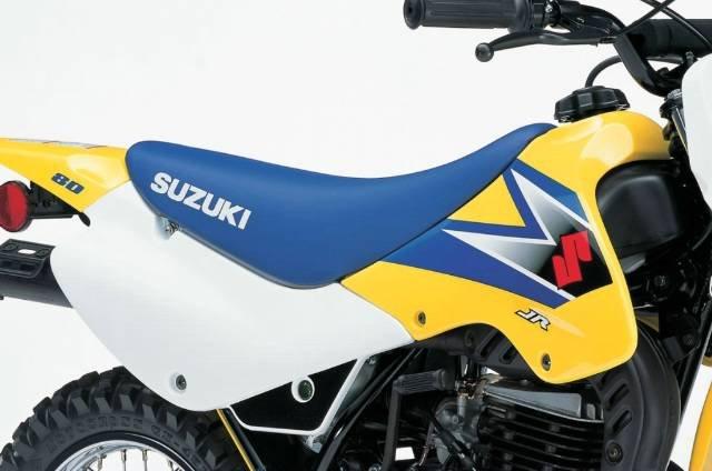2017 SUZUKI JR80