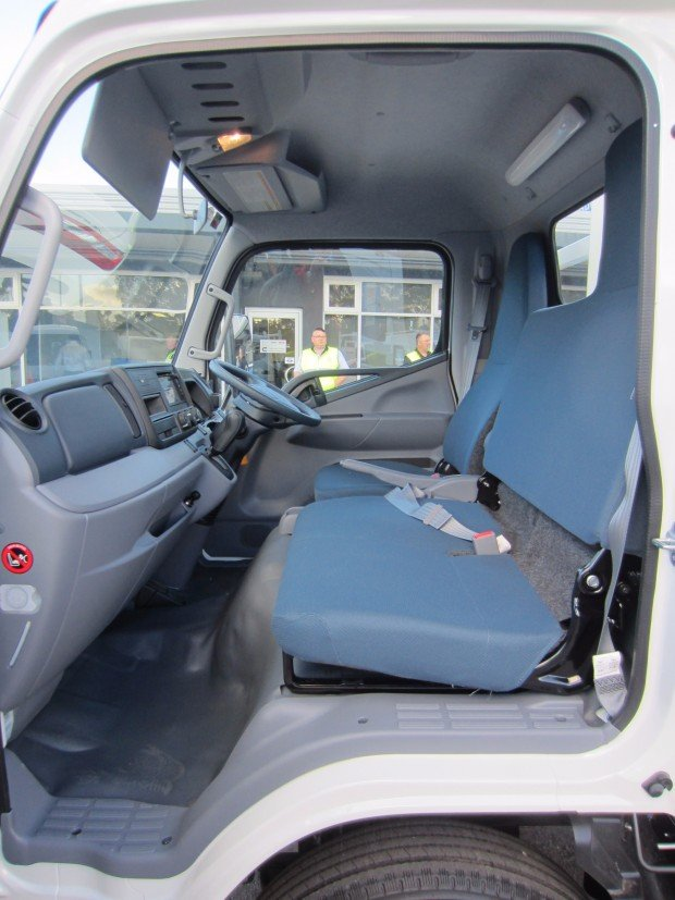 2017 Fuso Canter 515 Narrow CANTER 515 MWB CITY CAB