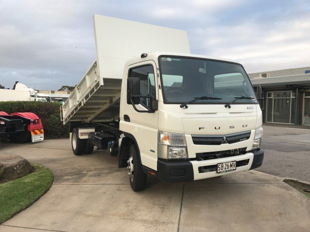 2017 Fuso Canter 918 Wide Canter 918