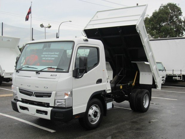 2017 Fuso Canter 715 715 FACTORY TIPPER