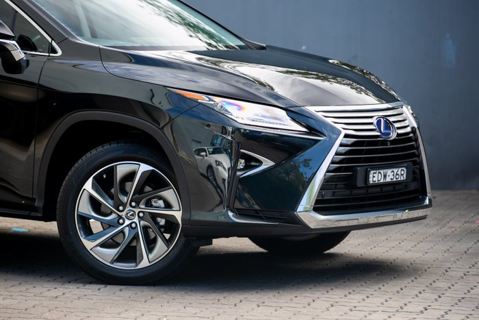 2018 Lexus RX RX450h Sports Luxury GYL25R 4X4 On Demand