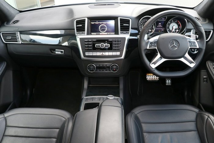 2013 Mercedes-Benz ML63