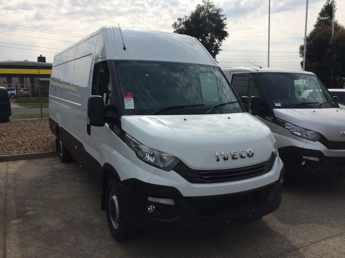 2017 Iveco DAILY 35S13 16m3