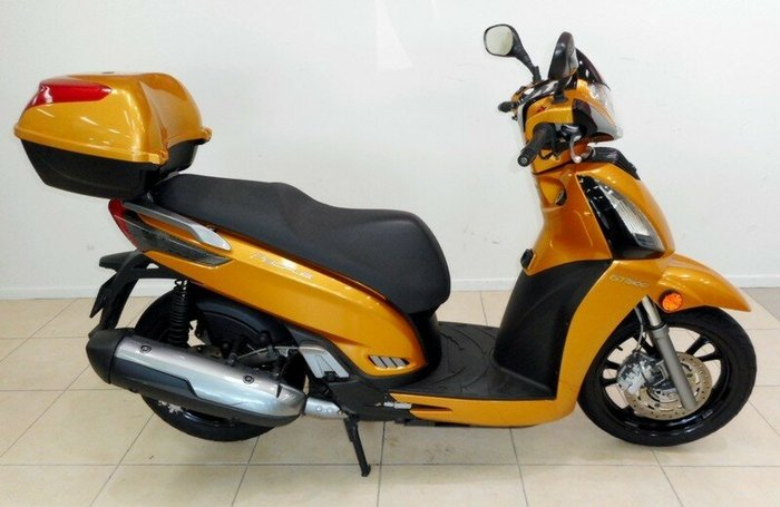 2015 Kymco PEOPLE GT300i