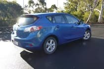 2012 MAZDA MAZDA3 NEO BL 11 UPGRADE Blue