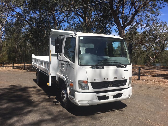 2017 Fuso Fighter FK62FHY1RFAC