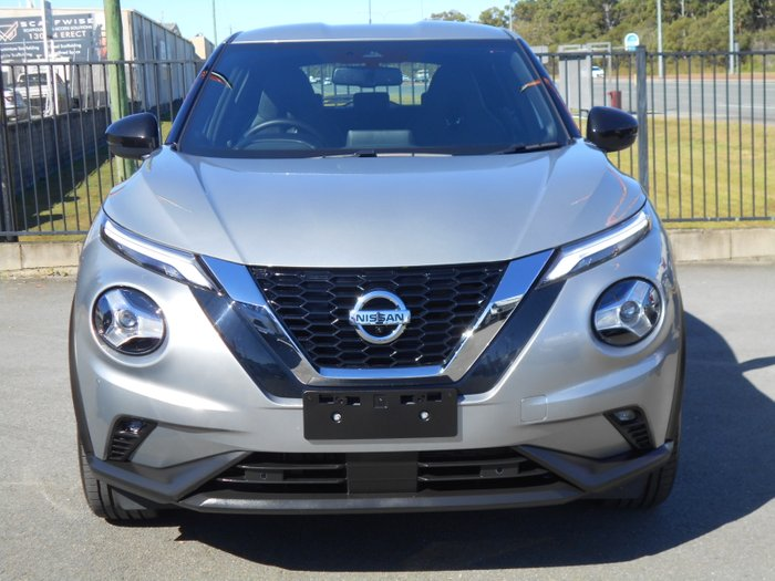 2020 Nissan JUKE ST-L F16 SILVER