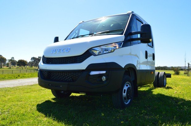 2017 Iveco Daily 50C21 IVECO Daily 50C21 Auto D/Cab