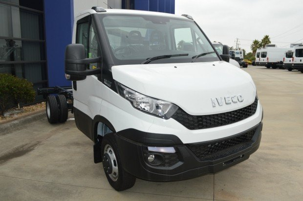 2017 Iveco Daily 50C 17/18 50C17 Manual Single Cab Chass