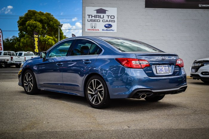 2019 Subaru Liberty MY19 2.5i Premium AWD CVT Sedan 4WD Storm Grey Metallic