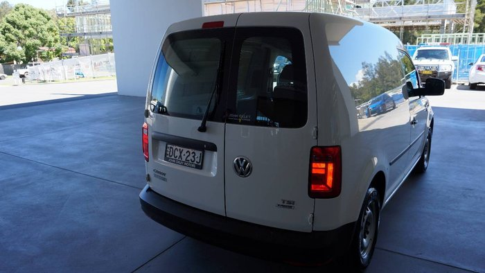 2016 VOLKSWAGEN CADDY