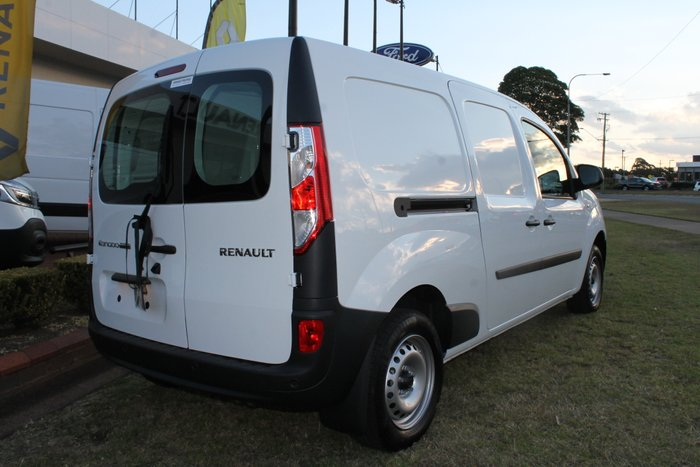 2020 Renault Kangoo Compact F61 Phase II MY20 Mineral White - Solid