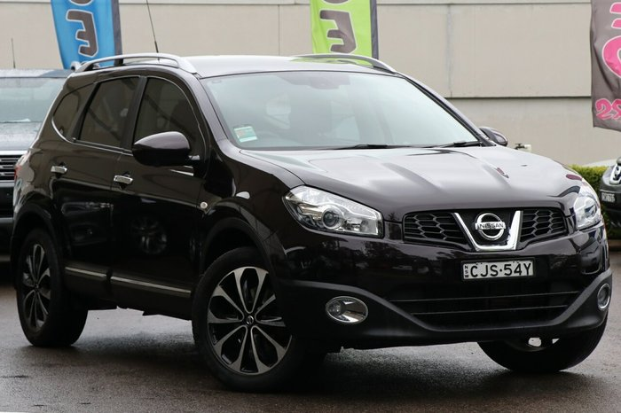 2012 Nissan Dualis