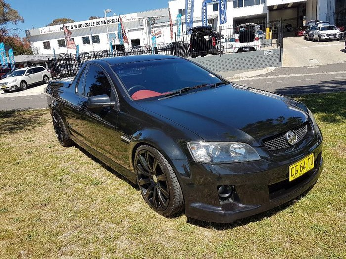 2009 HOLDEN COMMODORE