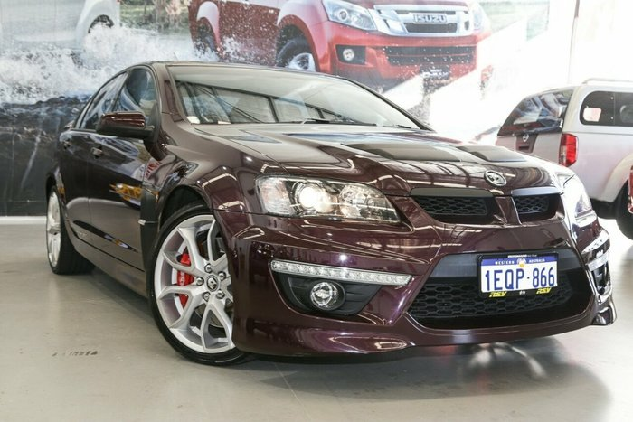 2012 Holden Special Vehicles Clubsport