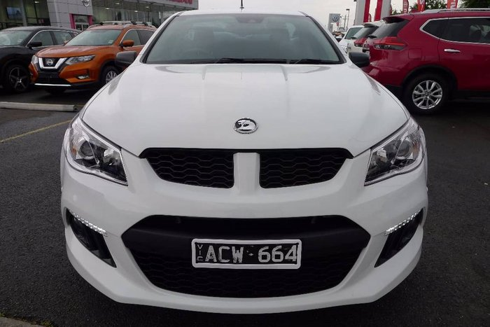 2014 HOLDEN SPECIAL VEHICLE MALOO