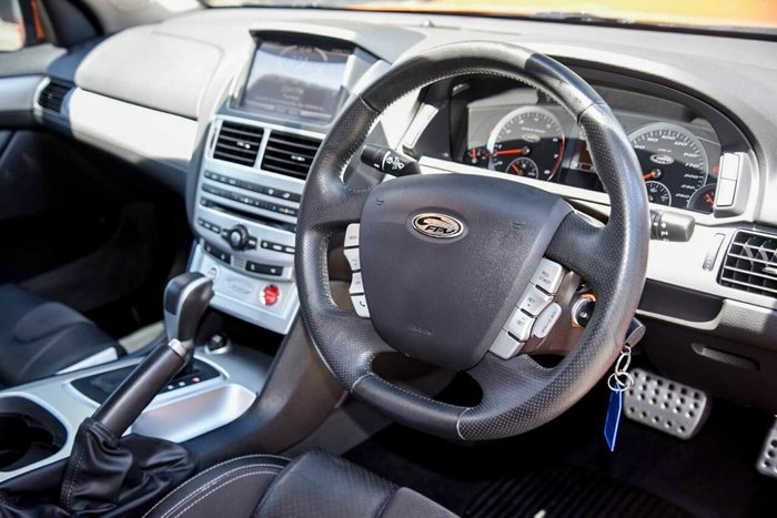 2011 Ford Performance Vehicles GT
