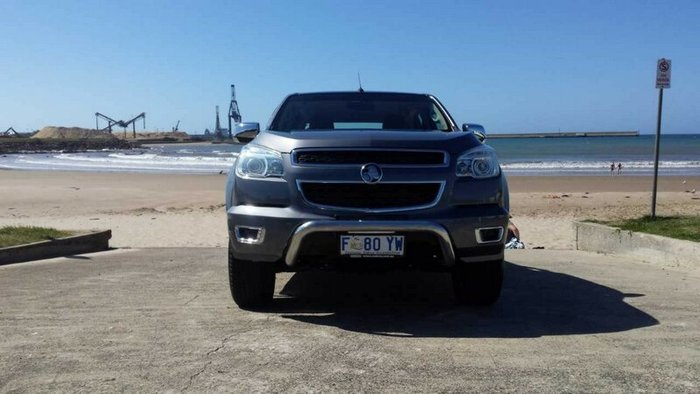 2016 Holden Colorado