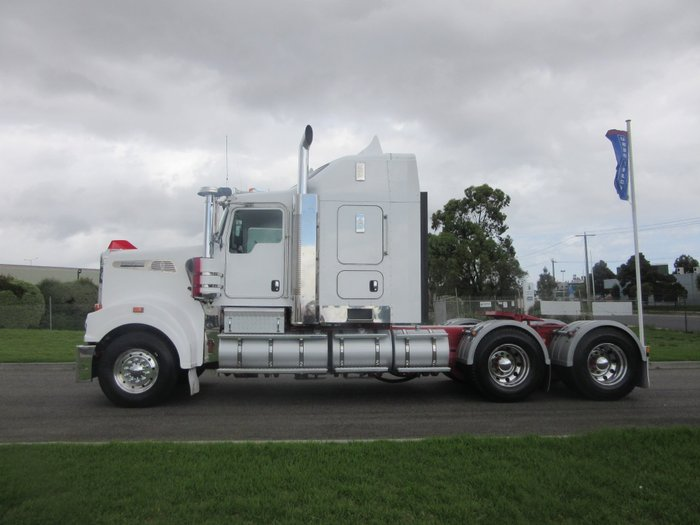 2013 Kenworth T909 PTO HYD, 130t RATED