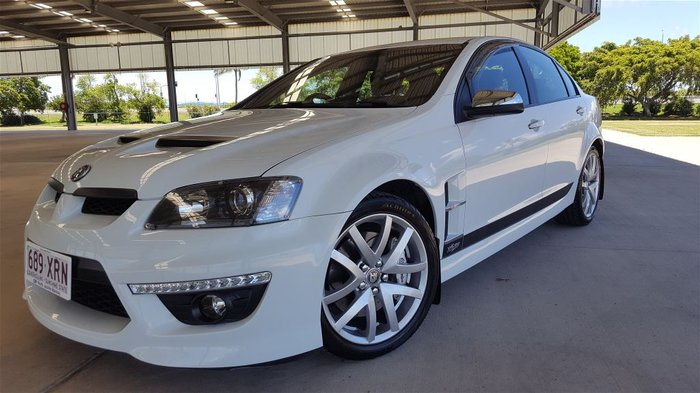 2010 HOLDEN SPECIAL VEHICLE CLUBSPORT