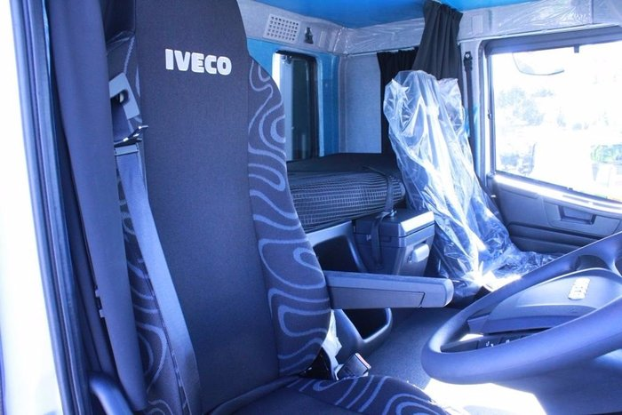 2017 Iveco Stralis ATi 360 6x2 Curtainsider with Tailgate