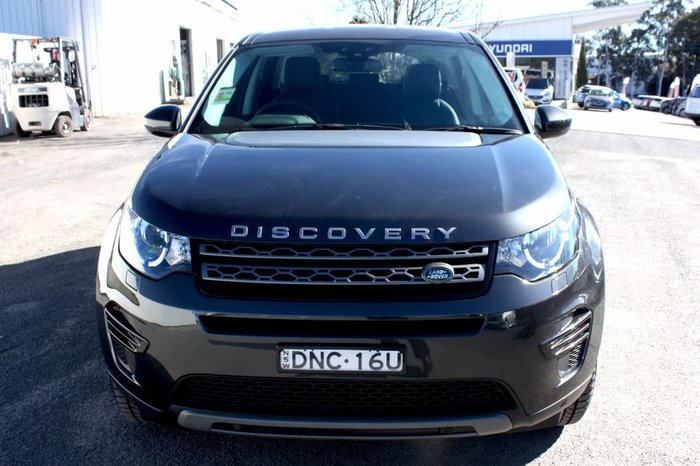 2017 LAND ROVER DISCOVERY SPORT TD4 150 SE L550 Grey