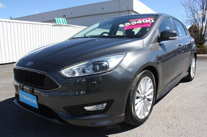 2017 FORD FOCUS SPORT LZ Grey