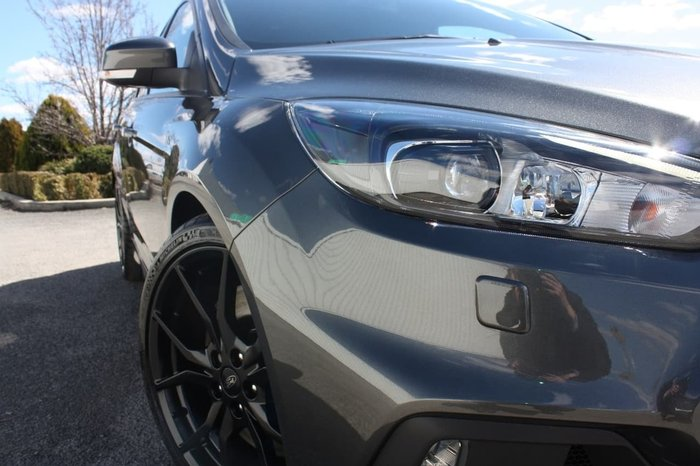 2017 FORD FOCUS RS LZ Grey
