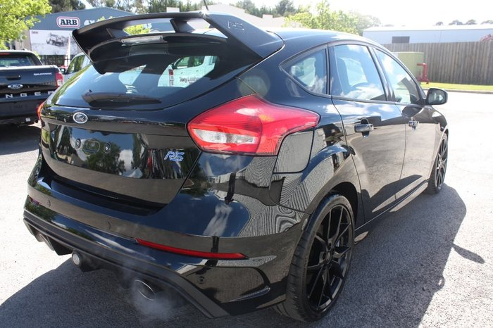 2017 FORD FOCUS RS LZ Black