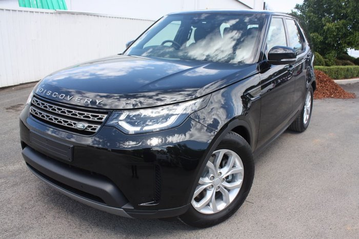 2017 LAND ROVER DISCOVERY TD6 SE Series 5 Black