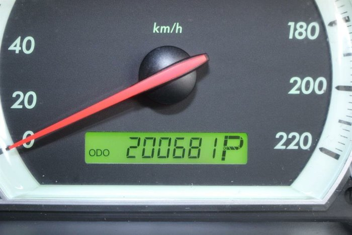 2009 Holden Captiva
