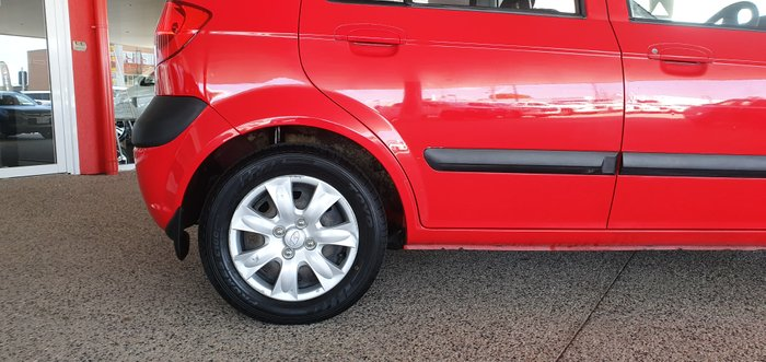 2010 Hyundai Getz S TB MY09 RED