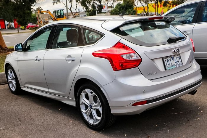 2014 FORD FOCUS SPORT LW MKII Silver