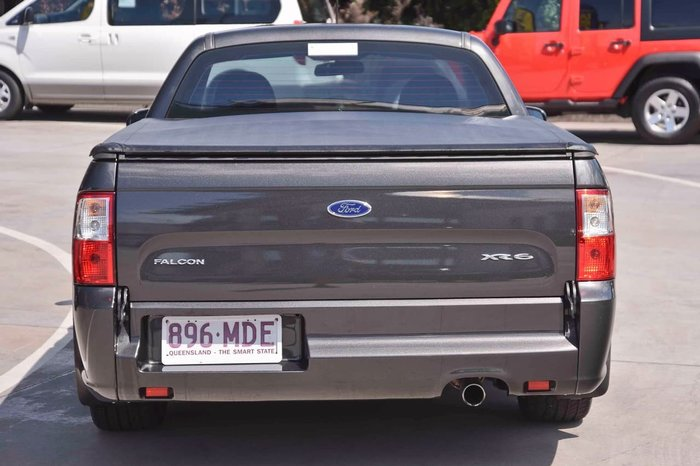 2010 FORD FALCON UTE