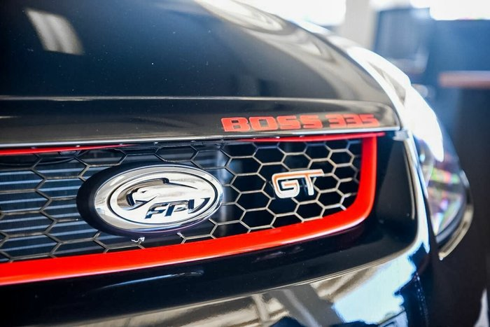 2012 Ford Performance Vehicles GT