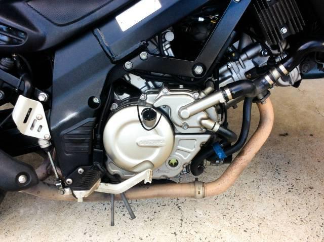 2011 SUZUKI V-STROM 650 ABS (DL650A)