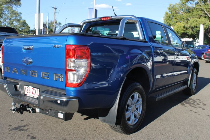 2020 Ford Ranger XLT PX MkIII MY20.25 4X4 Dual Range SW3