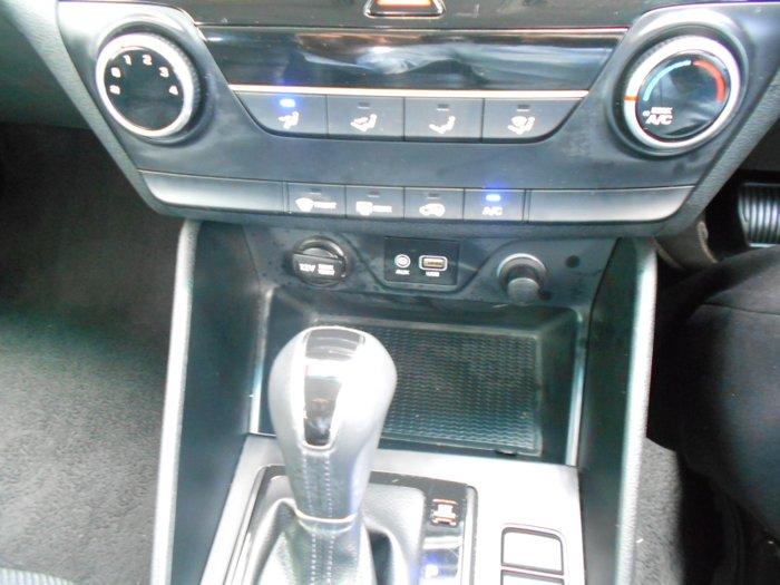 2019 Hyundai Tucson Active X TL3 MY19 RED