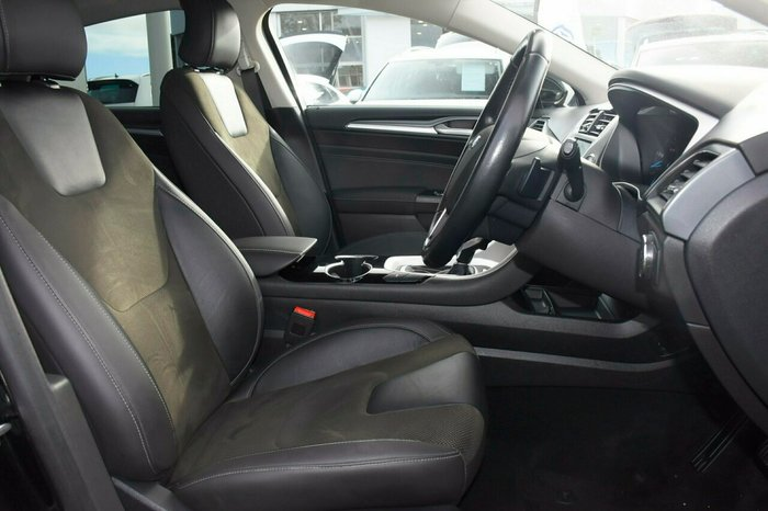 2016 Ford Mondeo Trend MD black