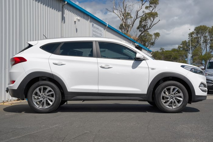 2018 Hyundai Tucson Active TL2 MY18 POLAR WHITE