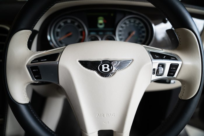 2012 Bentley Continental GT V8 3W MY13 4X4 Constant GREY
