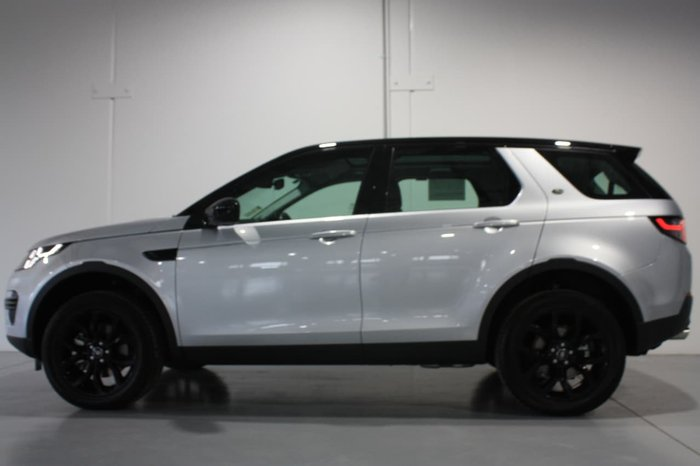 2017 LAND ROVER DISCOVERY SPORT TD4 110KW SE L550 Silver