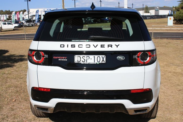 2017 LAND ROVER DISCOVERY SPORT SD4 HSE L550 White