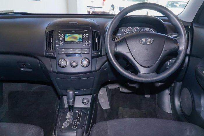 2009 HYUNDAI I30 SX FD Silver