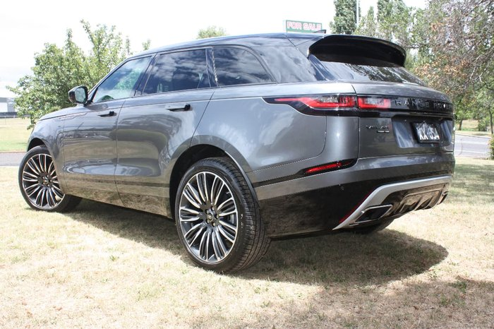 2017 LAND ROVER RANGE ROVER VELAR P380 FIRST EDITION L560 Grey